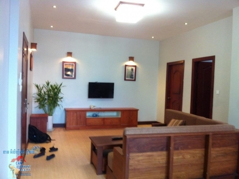 Real Western Service Apartment 2bed Unit $750/month free service Russian Market