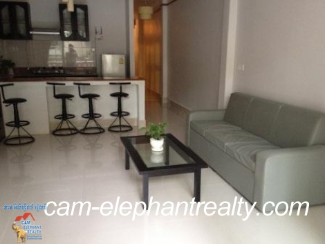 1 bedroom,Brand New Western Service Apartment For Rent,Riverside