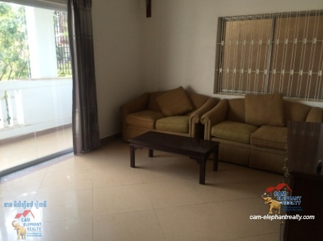 1 bedroom,Big Balcony Fully Furnished Apartment For Rent,Sorla