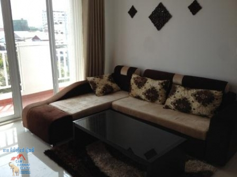 1 bedroom,Gym Western Service Apartment For Rent,Tuol Kork