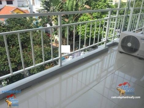 New Furnished Apartment Studio $180-200-220/month near Kampucheakrom blvd