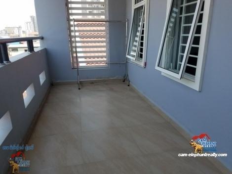 Furnished Apartment 1Bed Unit $260-300/month big balcony BKK3