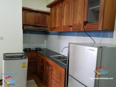 Western Serviced Apartment 1Bed Unit $350/month Russian Market