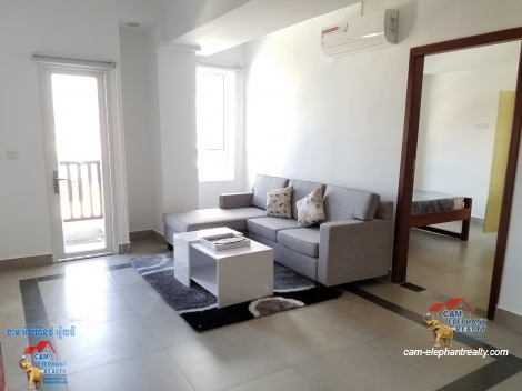 New Gym Serviced Apartment 2Bed Unit $750-800/month BKK3