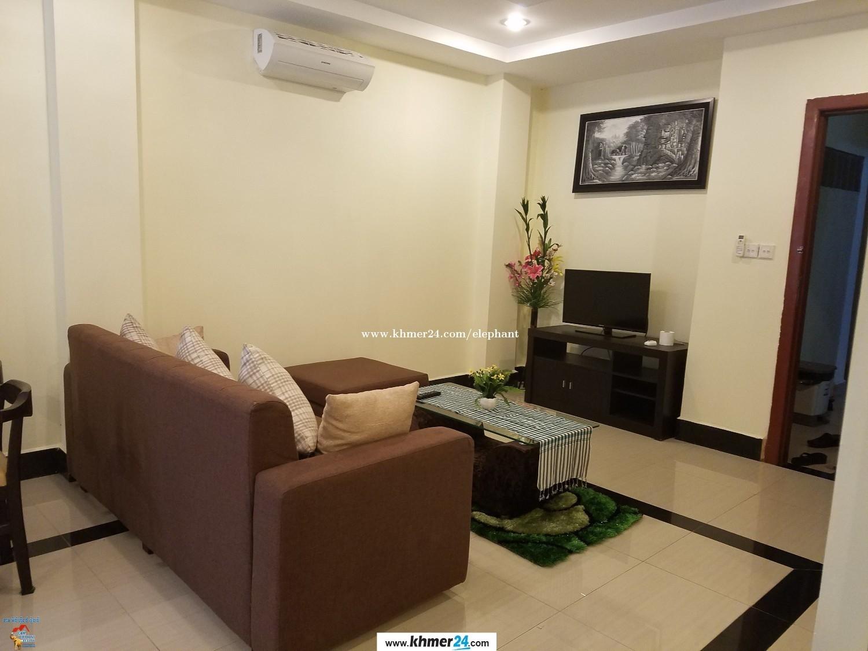 Western Apartment 2Bed Unit **large unit Doun Penh