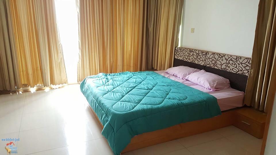 Beautiful Western Apartment For Rent In BKK3 ,1 Bedroom=$350/M