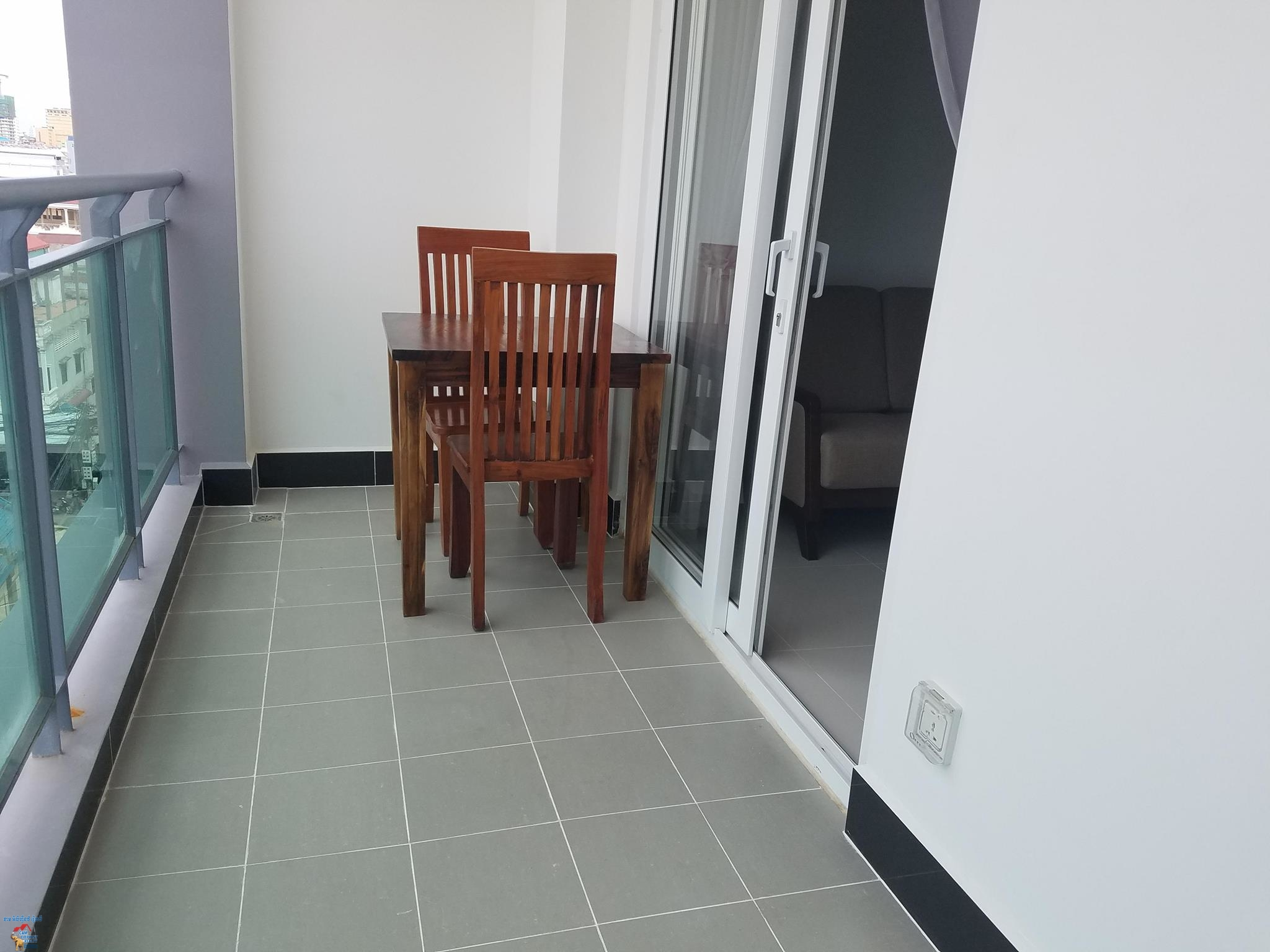 New Western Apartment for Rent near Kampuchea Krom