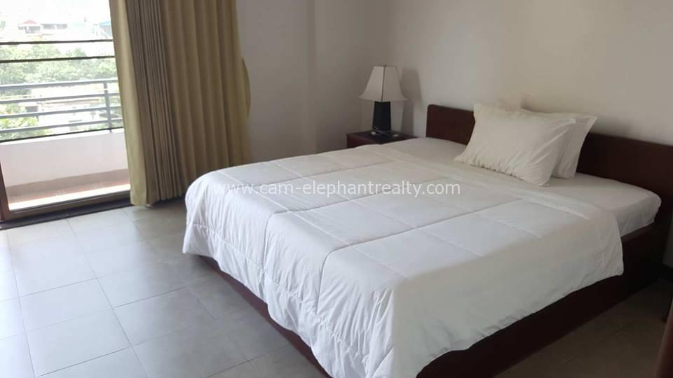 1 Bedroom $400 Service Apartment Rental in Phnom Penh,Russian Market