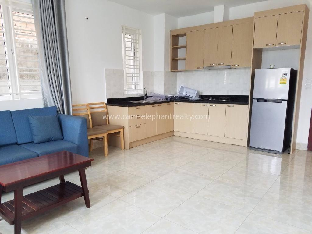 Nice Serviced Apartment 2Bed Unit near Olympic Area