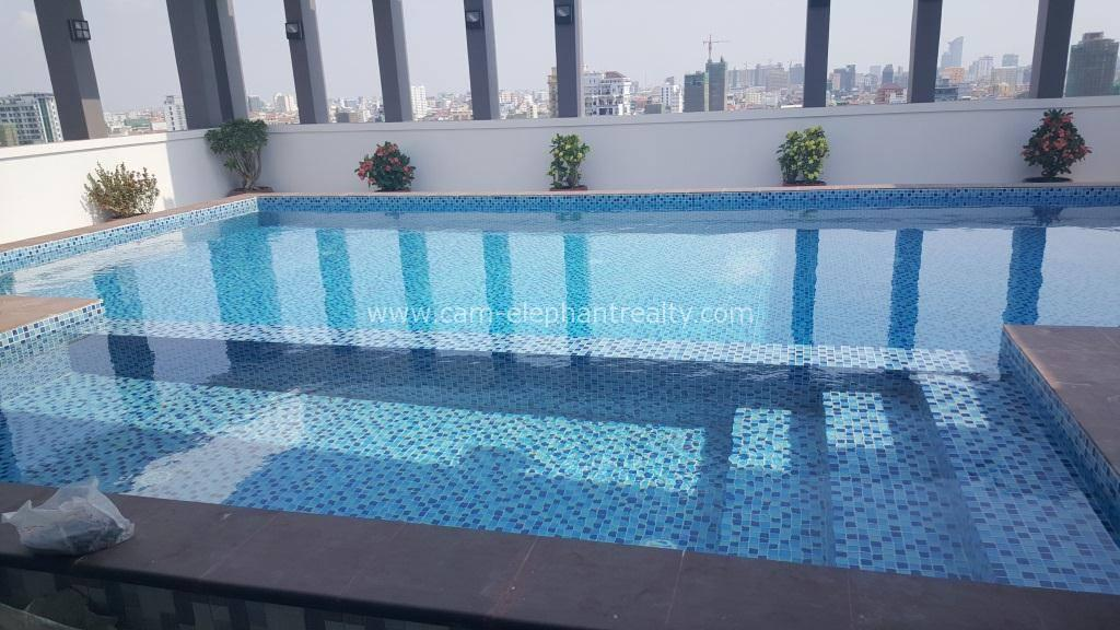 Pool western Apartment 1Bed Unit Russian Market