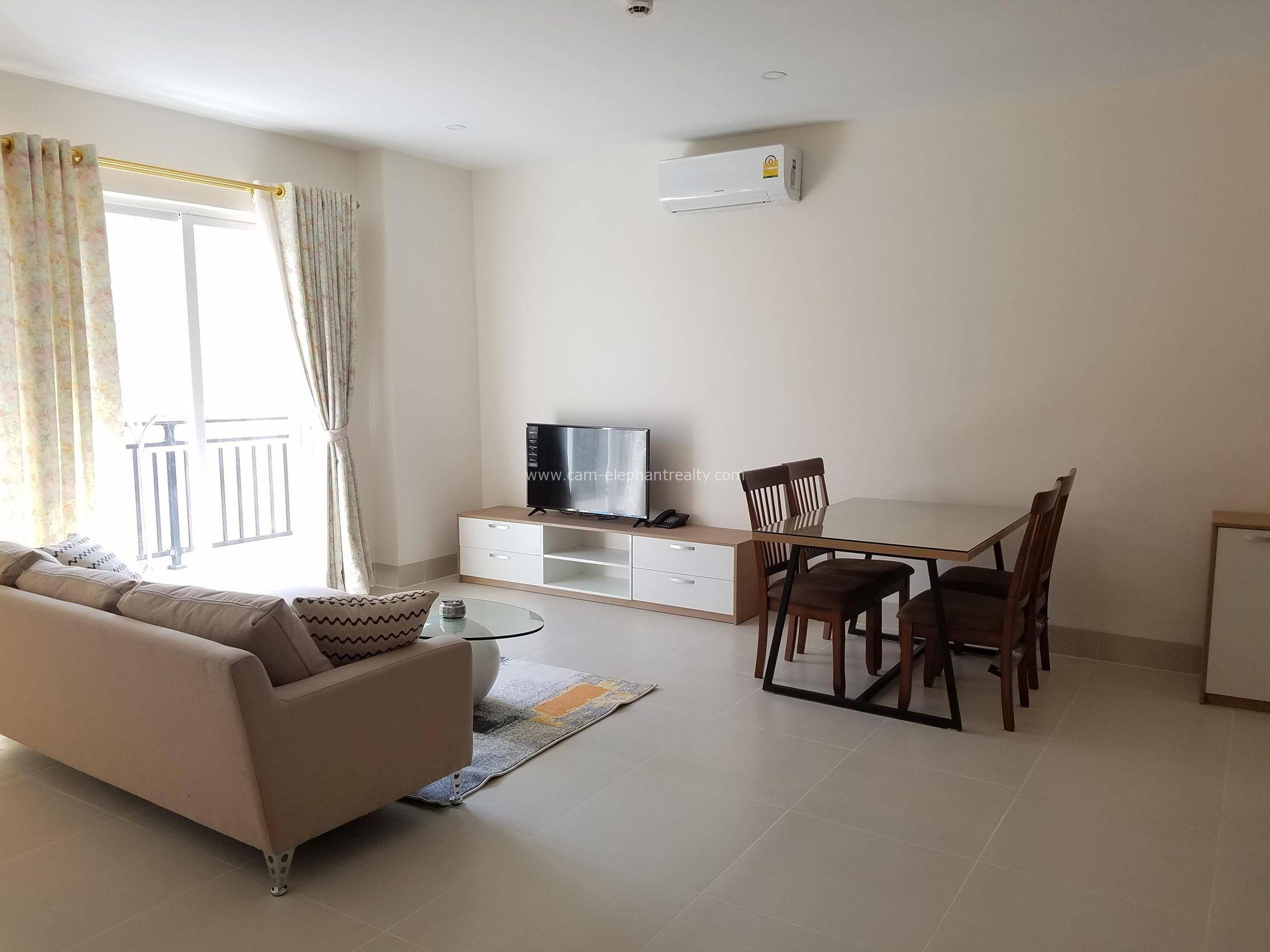 New Rooftop Pool Serviced Apartment 1Bed Unit