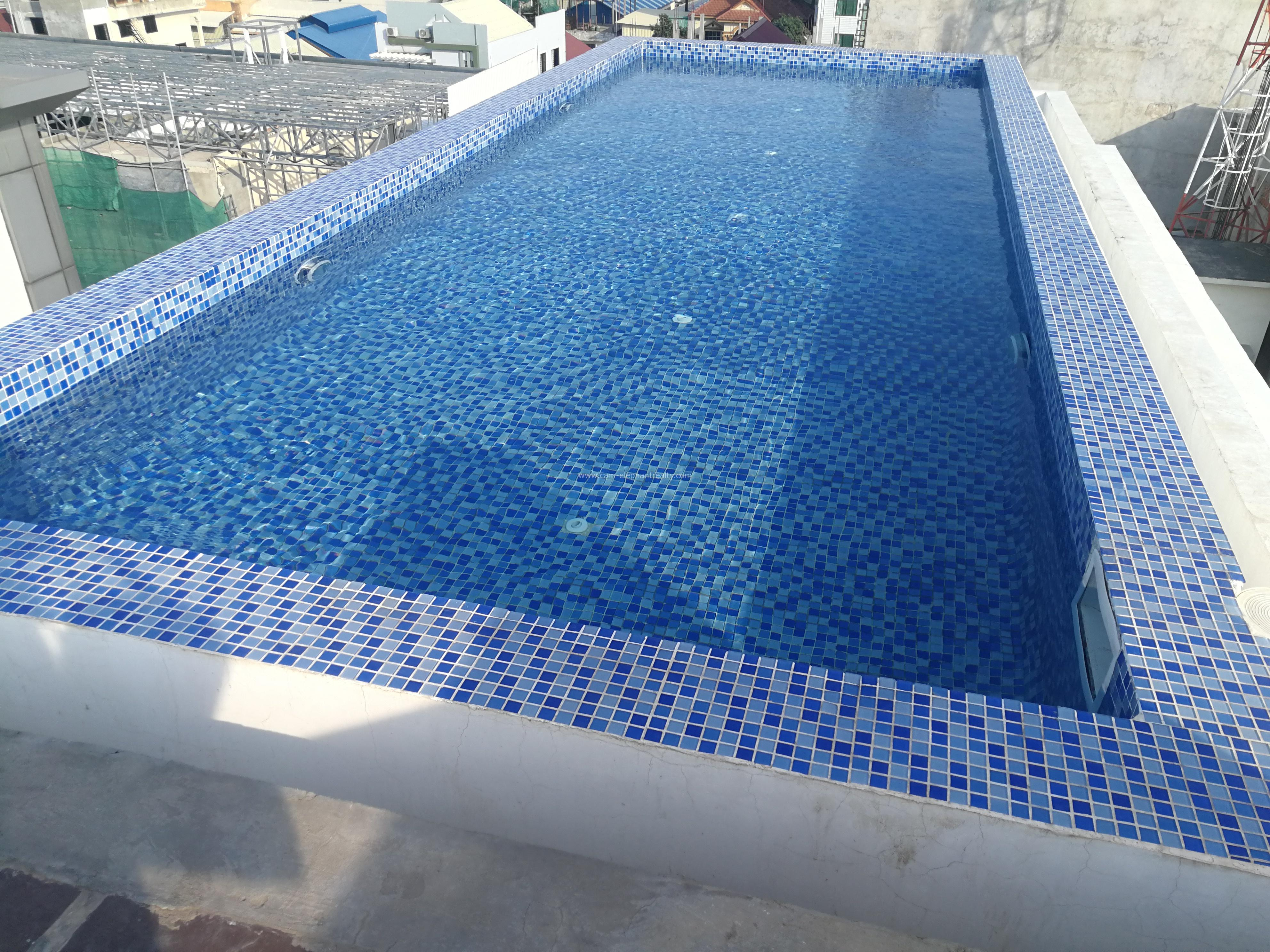 Pool Serviced Apartment 1Bedroom $350/month near Intercon Hotel