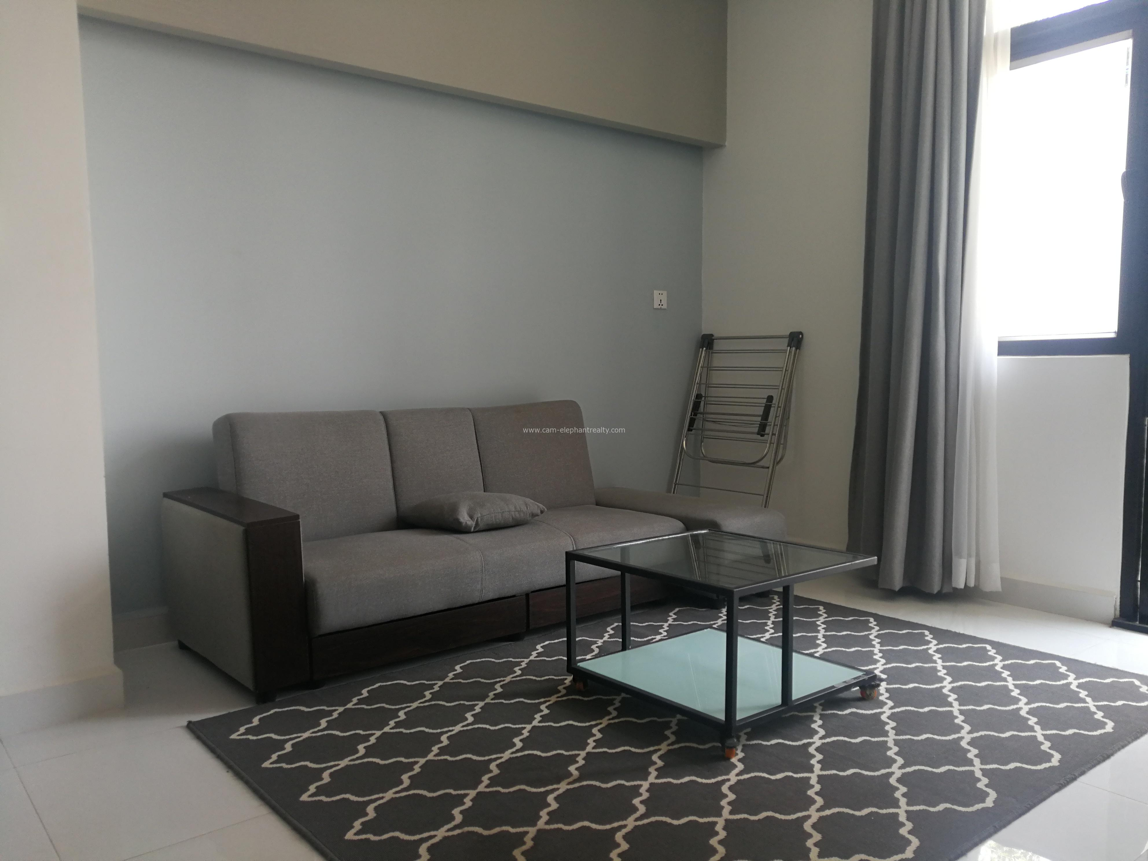 Western Serviced Apartment 1Bedroom $450/month Russian Market