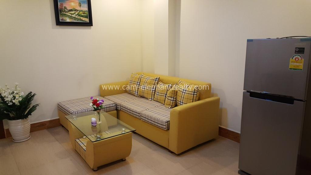 Nice Western Apartment 1Bedroom $420/month near Soriya Mall