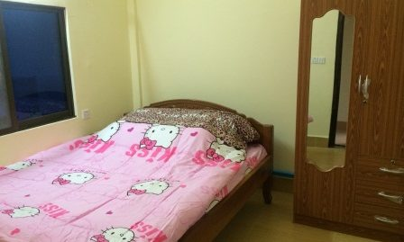 1 Bed 1 Bath Fully Furnished Apartment for Rent in Phnom Penh,Russian Market