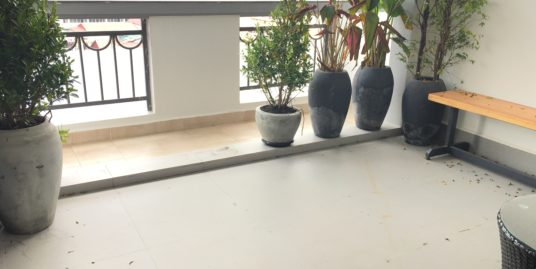 1 Bed 1 Bath Big Balcony Apartment For Rent In Phnom Penh,Near Mondial Center