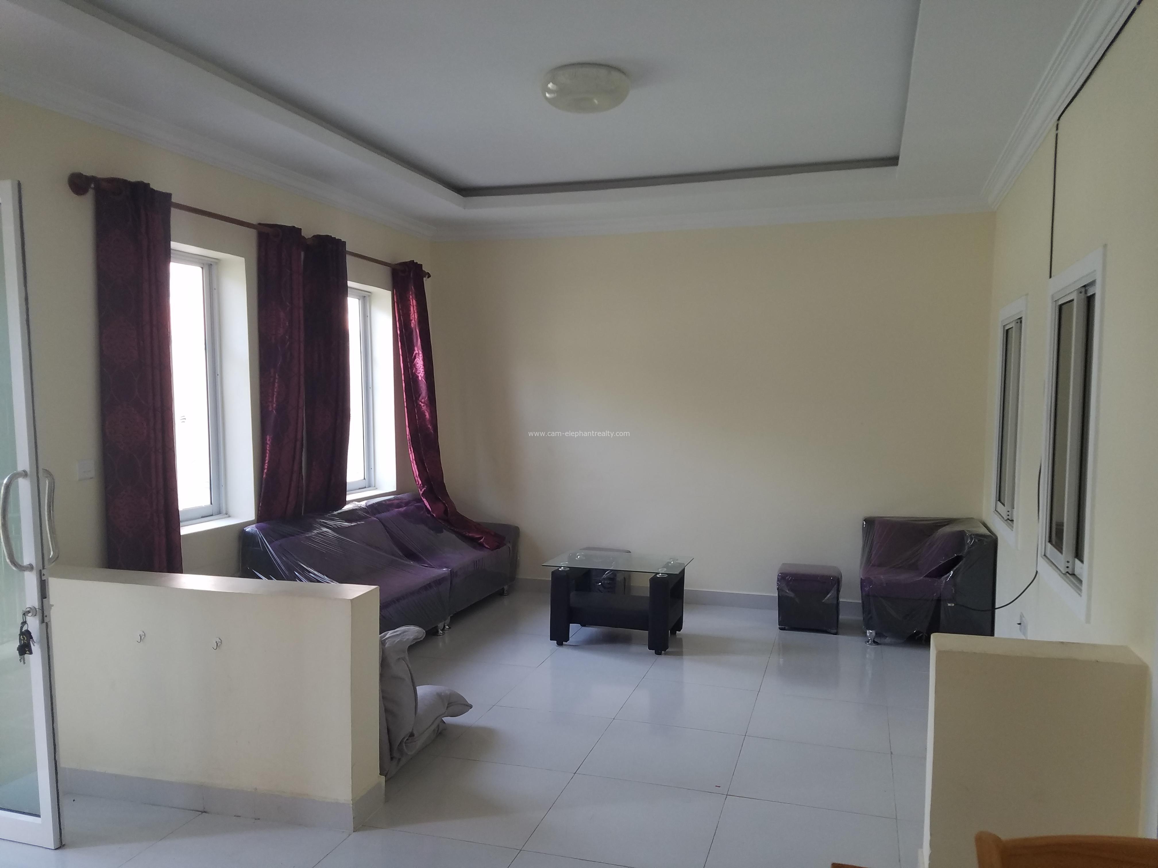 Nice Western Apartment 2Bedrooms $400/month BKK3