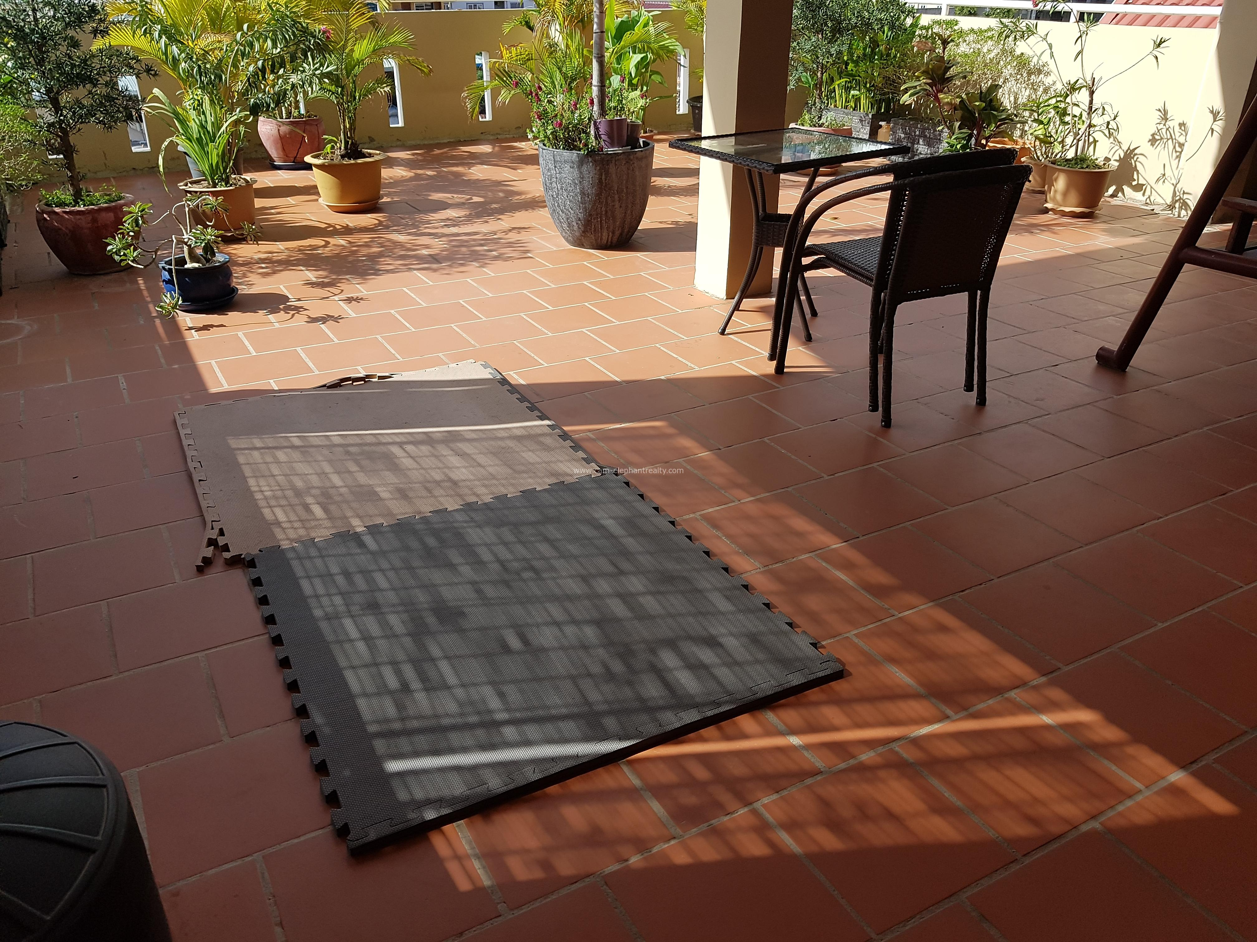 Nice Western Apartment 1Bedroom balcony BKK3