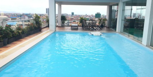 1 Bedroom  Pool&Gym Western Apartment for Rent,Russian Market