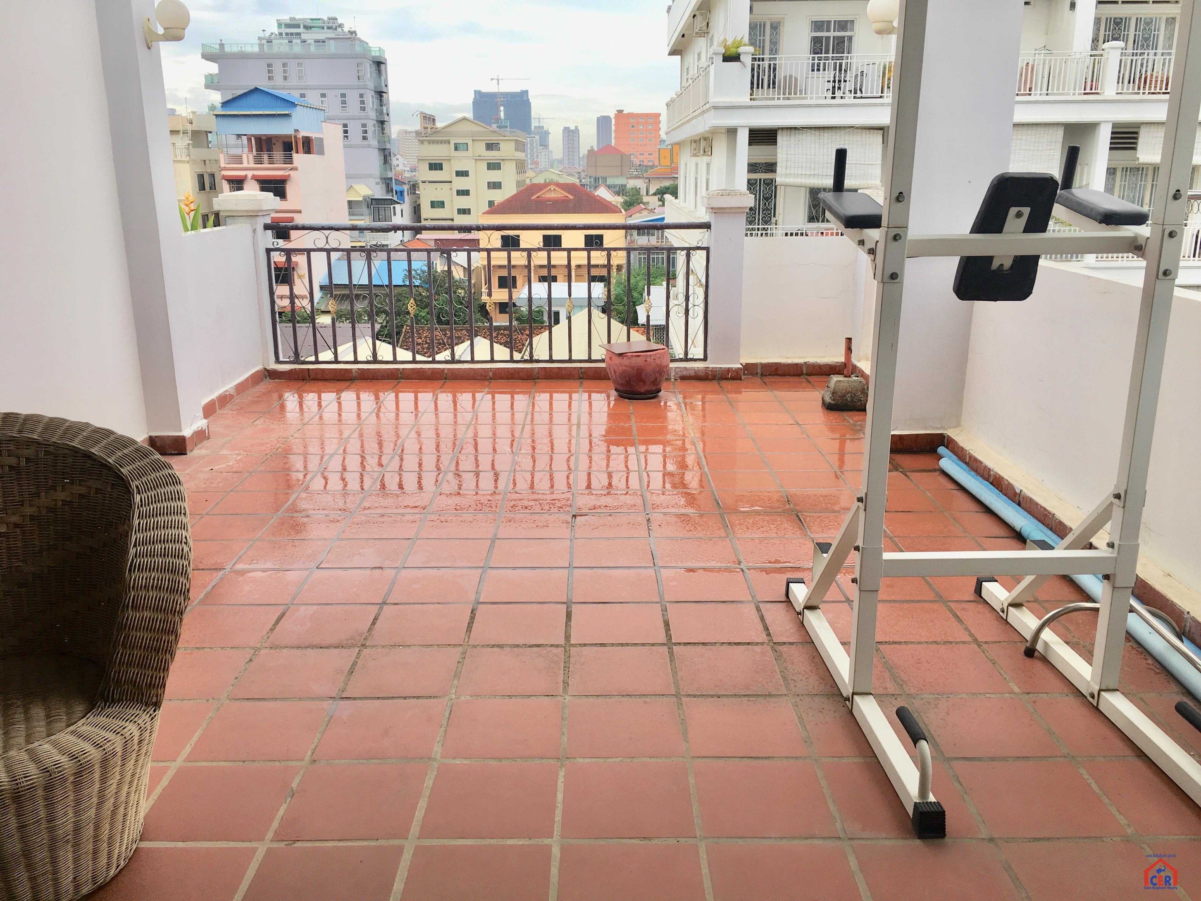 1 bedroom $280,Beautiful Balcony Apartment for Rent,Russian Market