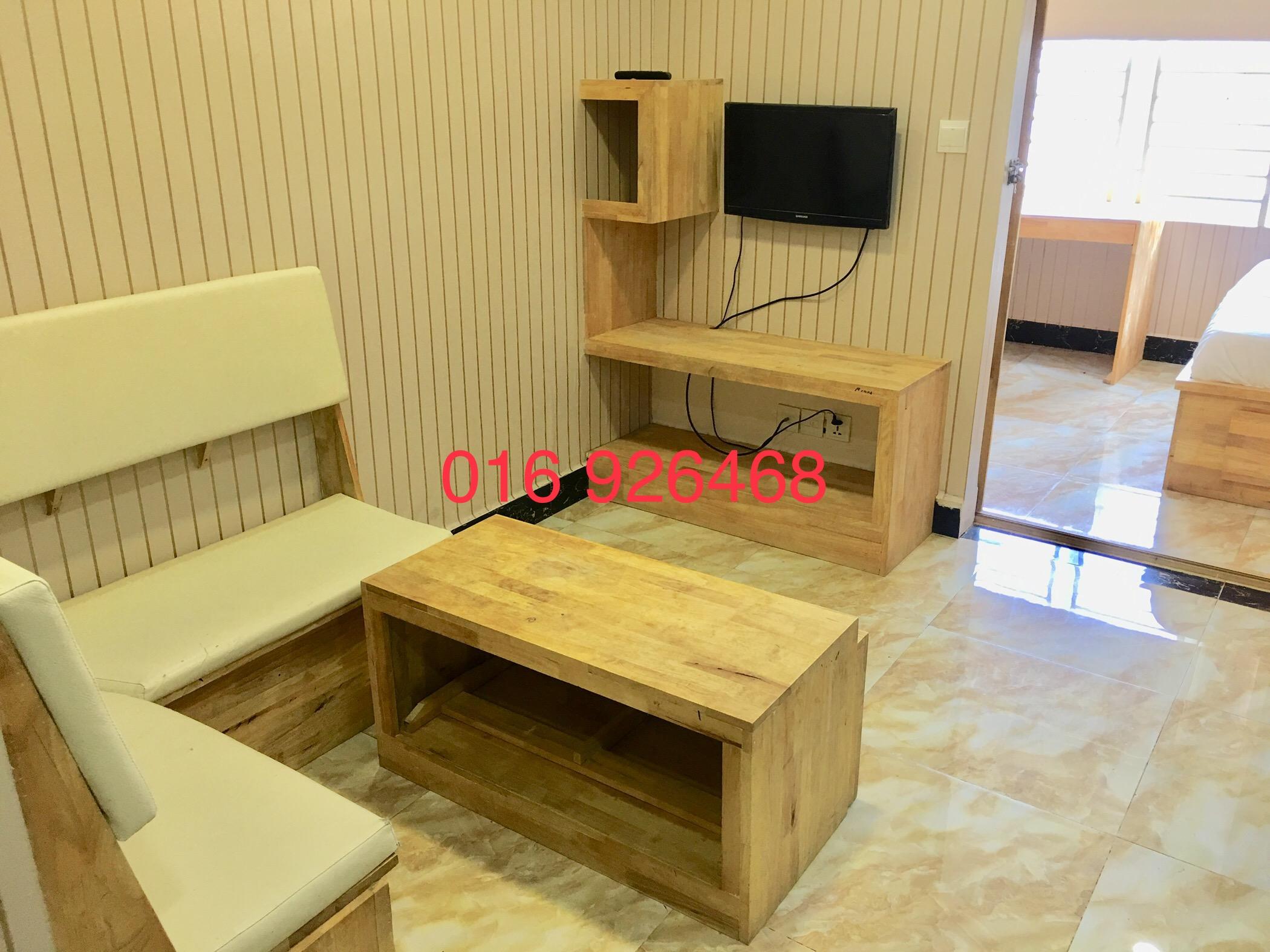 1 Bed 1 Bath Fully Furnished Elevator Apartment for Rent,Toul Kork