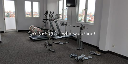 Gym Western Apartment 1Bedroom $400/month near City Mall