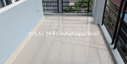 Brand New Apartment 1Bedroom Big balcony $200/month st 271