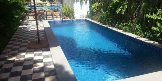 Pool Garden Apartment 1bedroom $330/month Toul Kork
