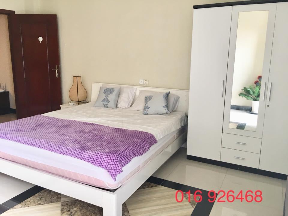 1 Bed 2 Baths Western Elevator Apartment For Rent,Sorya Mall