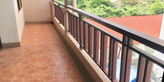 1 Bed 2 Baths Big Balcony Apartment for Rent,Sorya Mall