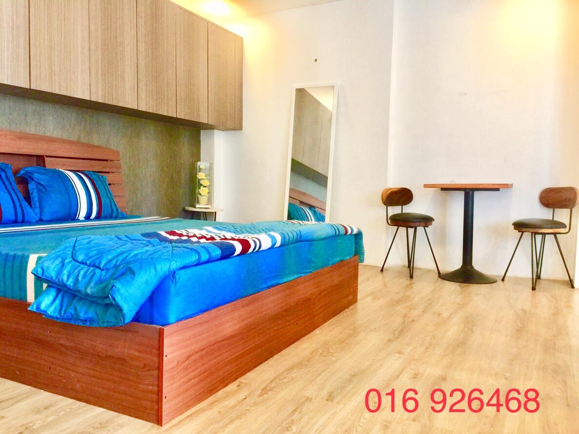 1 Bed 1 Bath Elevator Fully Furnished Apartment for Rent,Boeng Trabek
