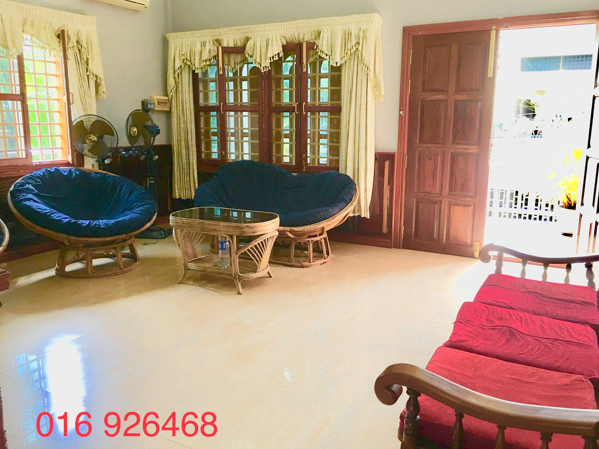 2 Bedrooms $450 Nice Furnished Apartment For Rent In Phnom Penh,Russian Market