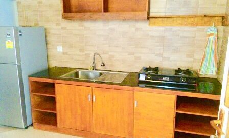 2bedrooms $260 Big Balcony Fully Furnished Apartment for Rent,CIA Sorla