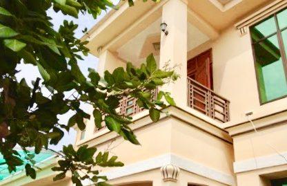 4 Bedrooms Beautiful Small Garden Villa for Rent in Phnom Penh,Boeng Tompun