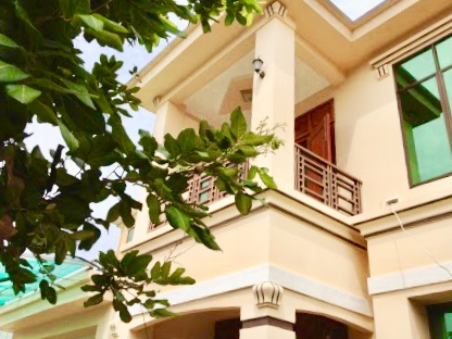 4 Bedrooms Beautiful Small Garden Villa for Rent in Phnom Penh,Boeng Tompun