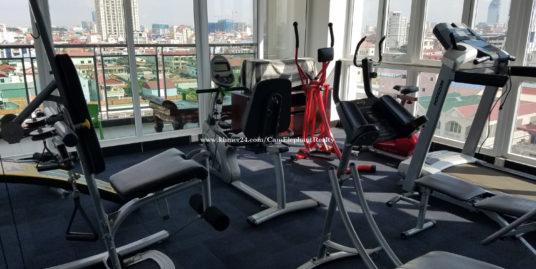 Western Studio Apartment with Gym elevator Tek Laak 2