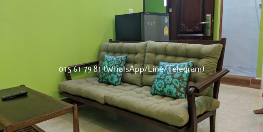New Apartment 1Bedroom with balcony $300/month Boeng Keng Kang3