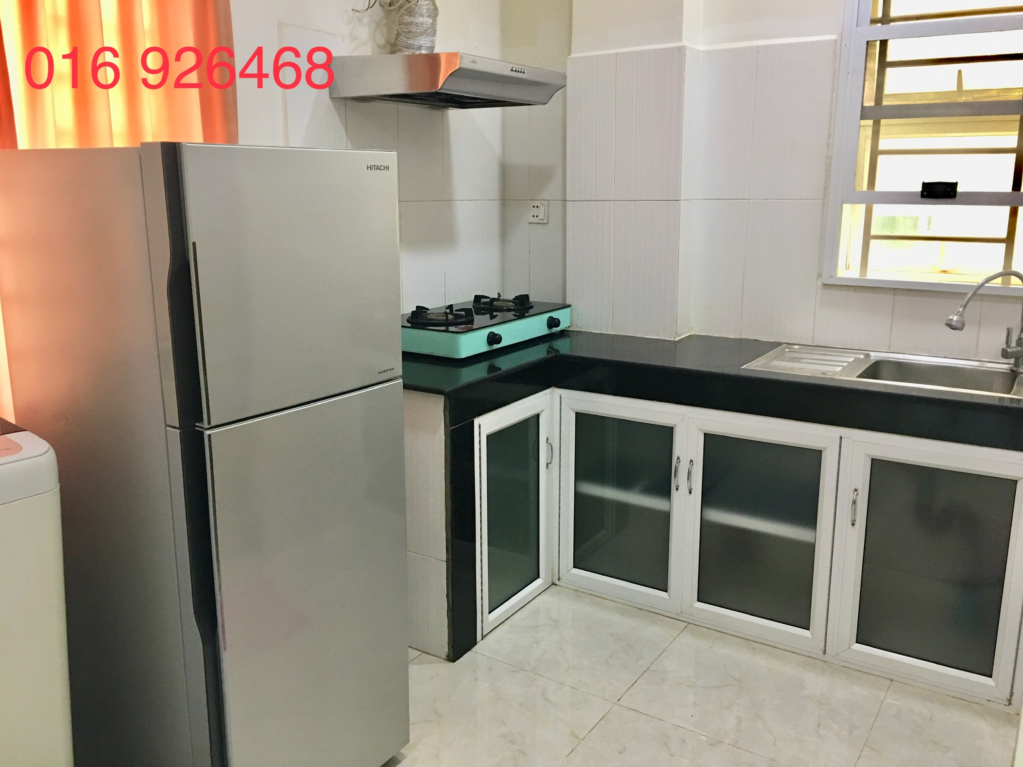 2 Bedrooms Fully Furnished Elevator Apartment For Rent,Tuol Kork
