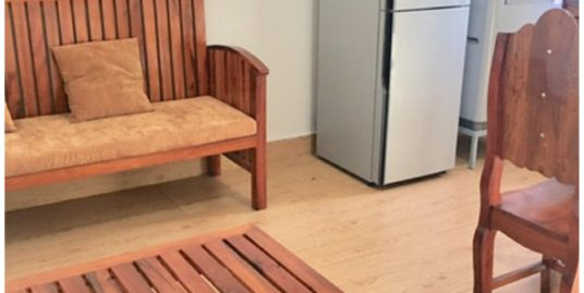 1 Bed 1 Bath Nice Furnished Apartment For Rent In Phnom Penh,Near CIA