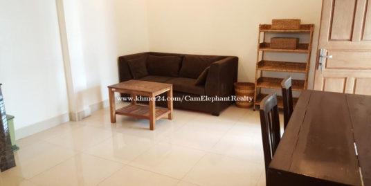 Western Apartment 1bedroom with balcony BKK3 near Monivong blvd $300