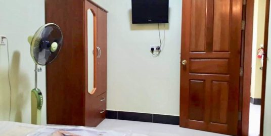 1 Bedroom Balcony Fully Furnished Apartment for Rent,BKK2