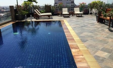 4 Bedrooms Roof Top Pool&Gym Apartment For Rent,Russian Market