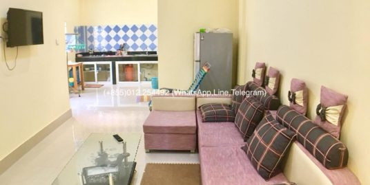 1 Bedroom Nice Balcony Furnished Apartment For Rent,Sorya Mall
