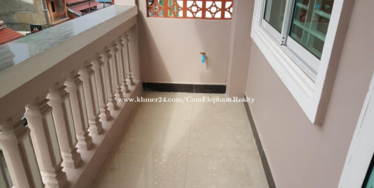 Nice furnished Apartment 1Bedroom with balcony BKK2