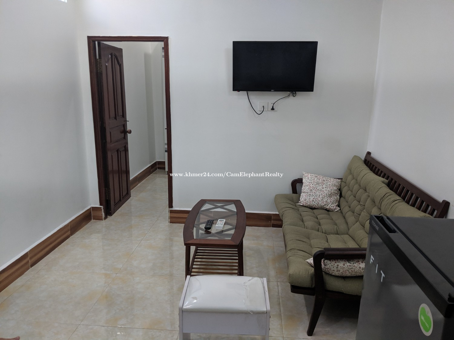 Nice Furnished Apartment 1bedroom furnished with balcony BKK3
