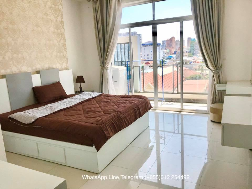 1 Bedroom Western Furnished Apartment For Rent,BKK3
