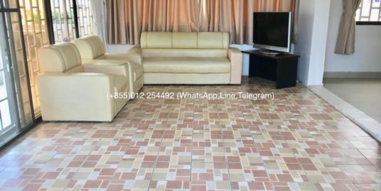2 Bedrooms Fully Furnished Apartment For Rent,BKK3