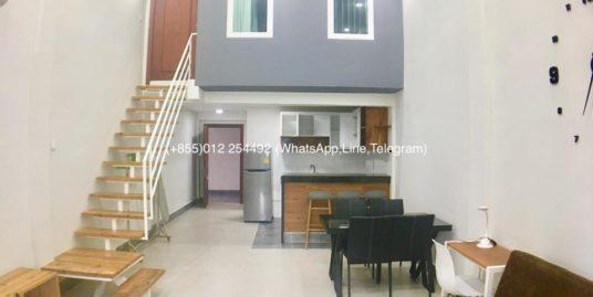 1 Bed 2 Baths Western Duplex Apartment for Rent,near CIA