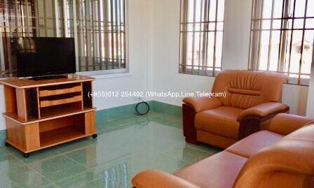 1 Bed 1 Bath Nice Fully Furnished Apartment For Rent in Phnom Penh,Russian Market