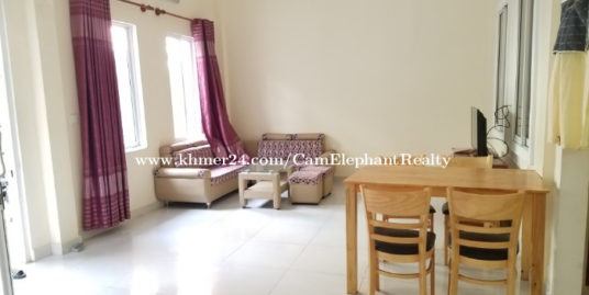 Nice Furnished 2Bedroom Apartment with balcony BKK3